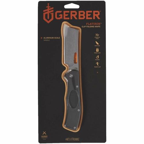 Gerber Flatiron 1-Blade 4.5 In. Pocket Knife