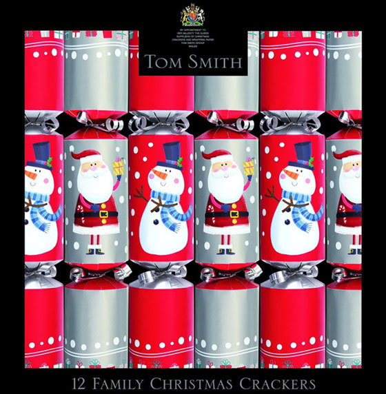 Juvenile Christmas Crackers