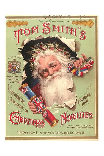 Tom Smith 1916 Catalog Covers