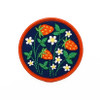 Strawberry Fields Embroidered Patch