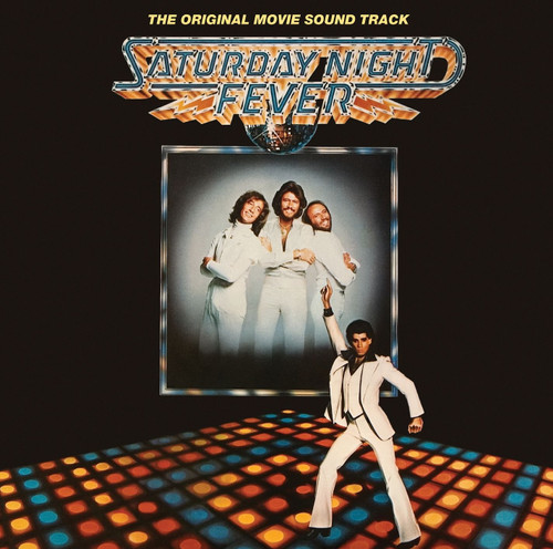 Saturday Night Fever Soundtrack LP Vinyl Record