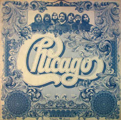 Chicago VI LP Vinyl Record