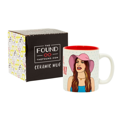 "Schitt's Creek ""Ew, Work"" Coffee Mug"