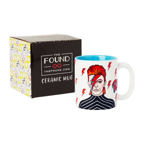 David Bowie Rebel Coffee Mug