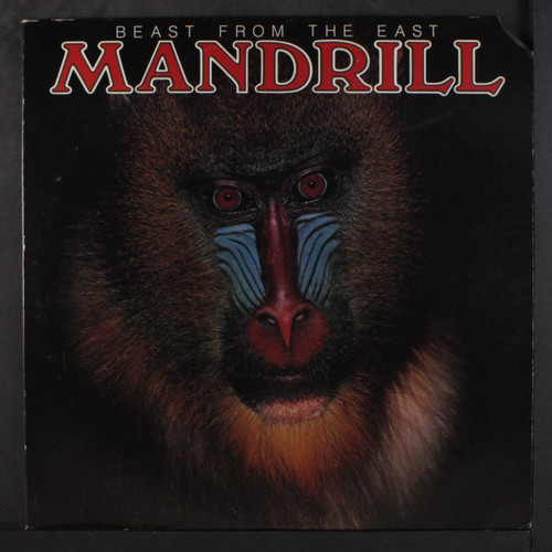 Mandrill Beast from the East LP Vinyl Record