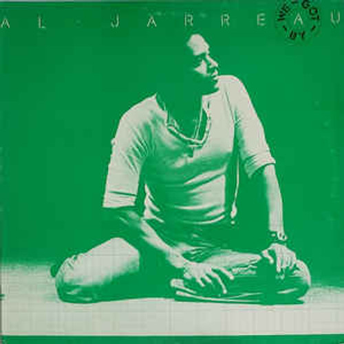 Al Jarreau We Got By LP Vinyl Record