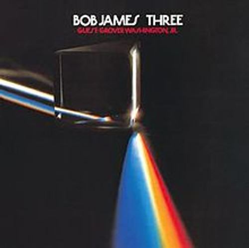 BOB JAMES THREE LP VINYL RECORD