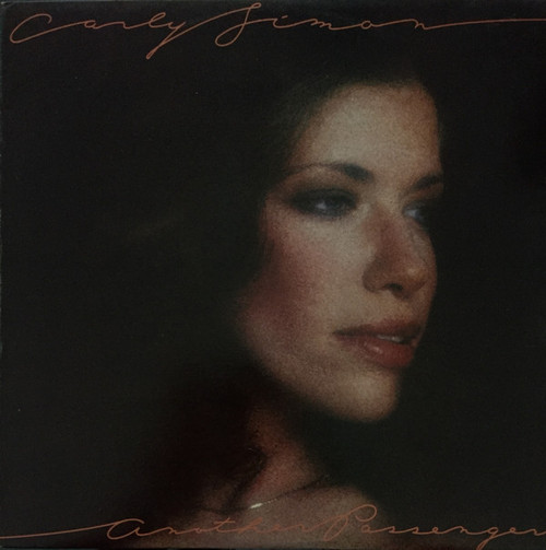 CARLY SIMON ~ ANOTHER PASSENGER ~ VINTAGE VINYL