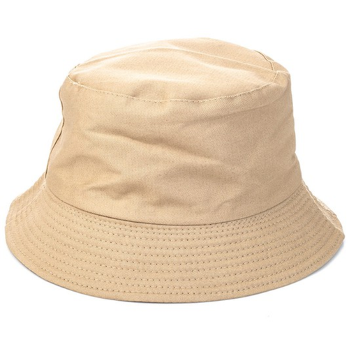 CLASSIC BUCKET HAT ~ TAN