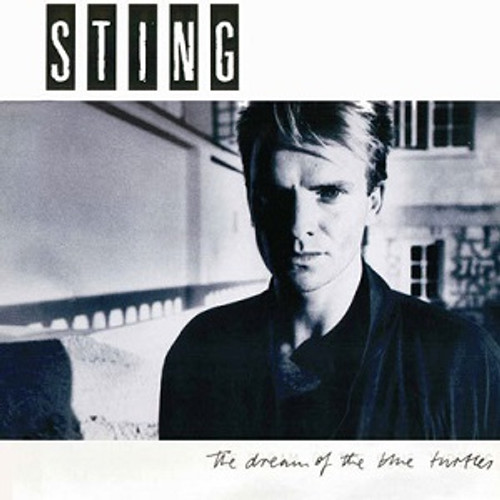 STING ~ THE DREAM OF BLUE TURTLES ~ VINTAGE VINYL