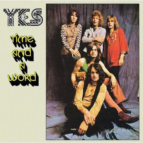 YES ~ TIME AND A WORD ~ VINTAGE VINYL