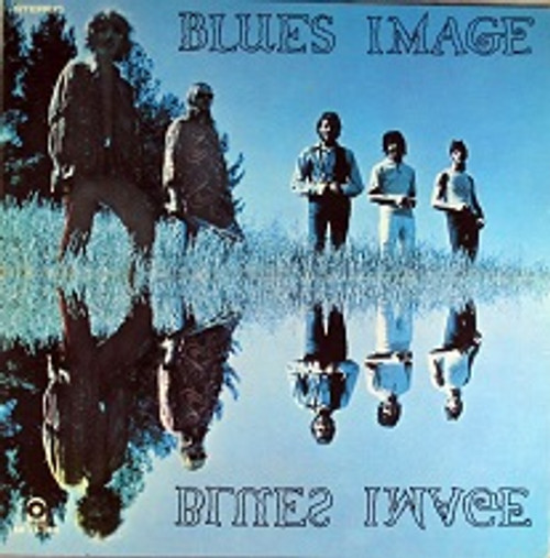 BLUES IMAGE ~ SELF TITLED ~ VINTAGE VINYL
