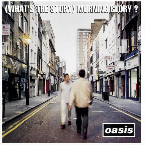 OASIS ~ WHAT'S THE STORY MORNING GLORY ~ NEW VINYL