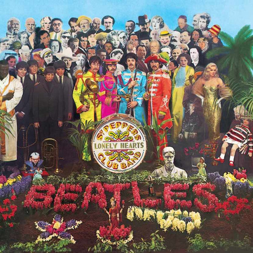 BEATLES ~ SGT PEPPERS LONELY HEARTS CLUB BAND ~ NEW VINYL