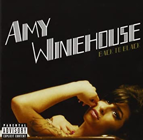 AMY WINEHOUSE ~ BACK TO BLACK ~ NEW VINYL