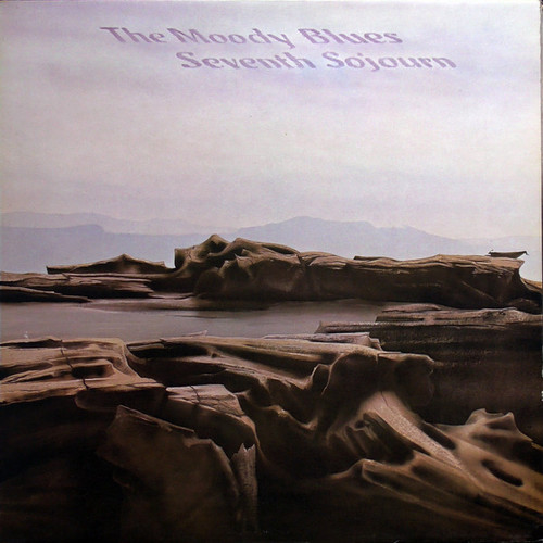 MOODY BLUES ~ SEVENTH SOJOURN ~ VINTAGE VINYL