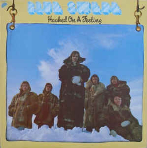BLUE SWEDE ~ HOOKED ON A FEELING ~ VINTAGE VINYL