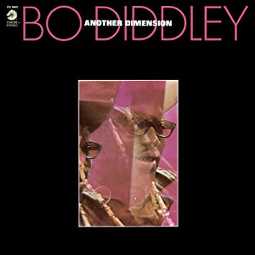 BO DIDDLEY ~ ANOTHER DIMENSION ~ VINTAGE VINYL