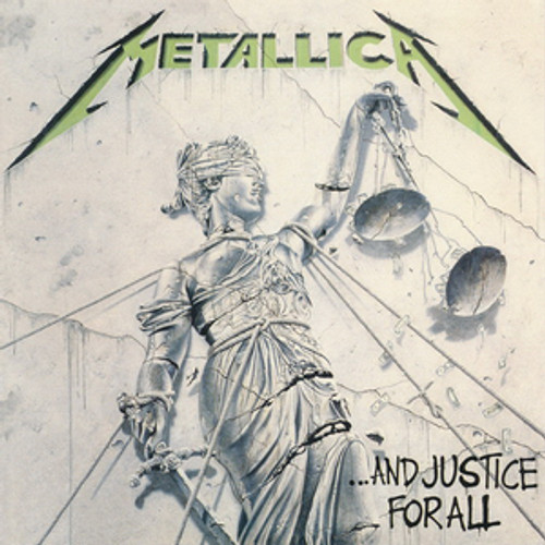 METALLICA ~ ...AND JUSTICE FOR ALL ~ NEW VINYL