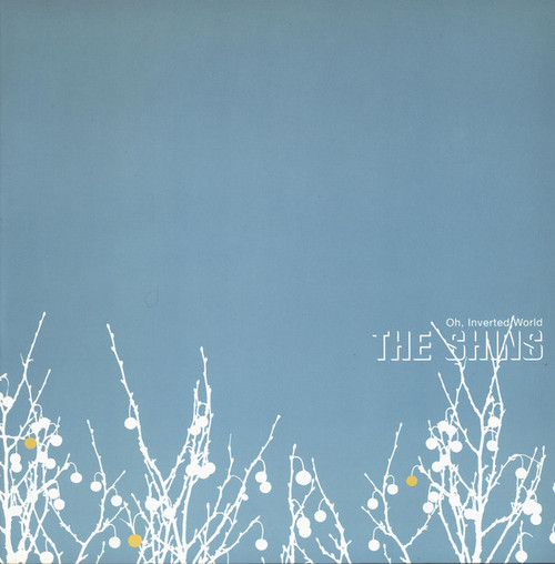 THE SHINS ~ OH, INVERTED WORLD ~ NEW VINYL