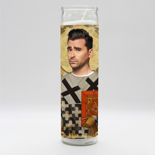 DAVID ROSE ~ SCHITT'S CREEK PRAYER CANDLE