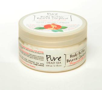Pure Dead-Sea Pomegranate Body Butter