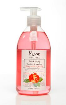 Pure Dead-Sea Pomegranate Hand Soap