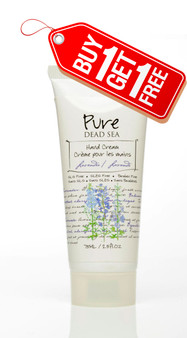 Pure Dead-Sea Lavender Hand Cream - Buy 1 Get 1 Free