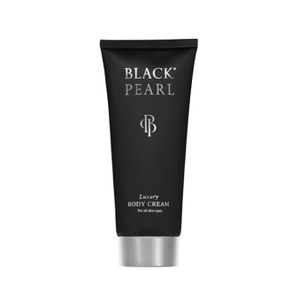 Use The Dead-Sea Black Pearl Luxury Body Cream To Take Care of Your Skin
