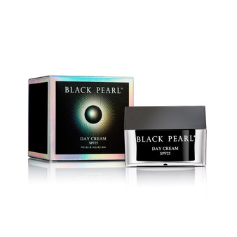Use The Dead-Sea Black Pearl Day Cream SPF 25 To Take Care of Your Skin