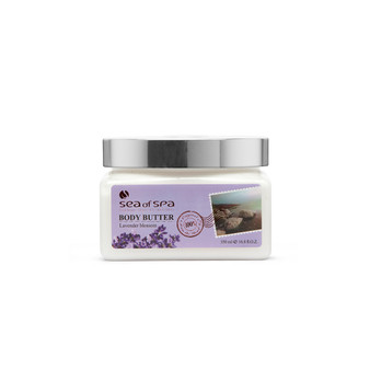 Use Dead-Sea Sea Of Spa Body Butter Lavender Blossom to give your skin the perfect gift