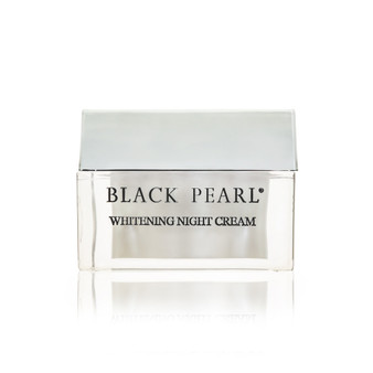 Dead-Sea Black Pearl Whitening Night Cream by SEA of SPA helps you to take care of the pigmentation and premature skin aging not only in daytime but also at night.