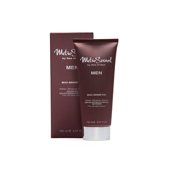 Dead-Sea SEA of SPA Metrosexual After Shave Balm effectively restores the top layer of the skin after shaving procedure, soothes inflamed skin and relieves irritation. SEA of Spa Metrosexual After Shave Balm is suitable for face and neck skin.