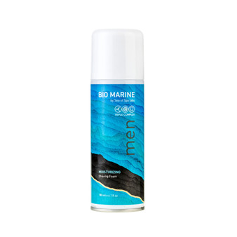 Dead-Sea Bio Marine Sea of Spa Moisturizing Shaving Foam effectively helps you to shave on a daily basis. With Bio Marine SEA of SPA Moisturizing Shaving Foam your face will shine cleanness and smoothness without redness and cuts.