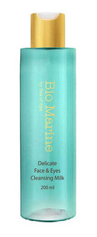 Dead-Sea Delicate Face & Eyes Cleansing Milk Balance the facial PH and keep the skin radiant and clean