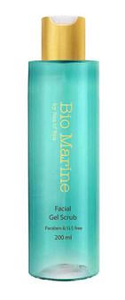 Bio Marine Facial Gel Scrub Will Clean and refresh Your Skin