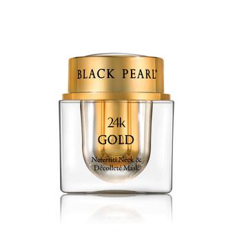 Dead Sea Gold Neck Decollete Mask