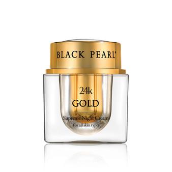 Dead Sea 24K Gold Supreme Night Creme