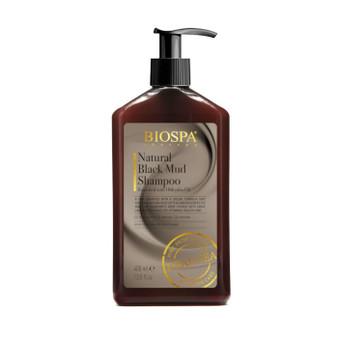 Natural Black Mud Shampoo With Dead-Sea Minerals