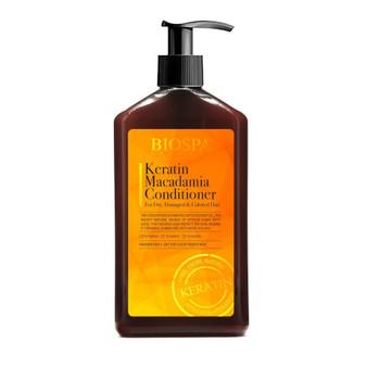 Sea Of Spa Bio Spa Keratin Macadamia Conditioner for damaged hair