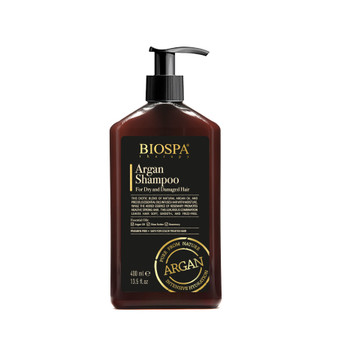 Bio Spa Argan Shampoo for dry and damaged hair
