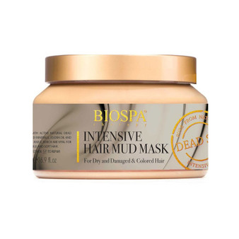 Sea Of Spa Intensive Hair Mud Mask For Dry Damaged & Colored Hair