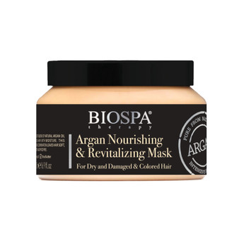 Sea Of Spa Bio Spa Argan Hair Mask Dry Damaged Colored Hair
