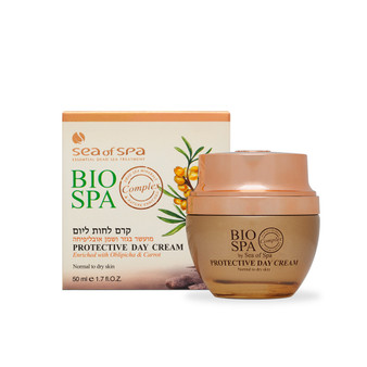 Bio Spa Protective Day Cream With Obliphica Carrot