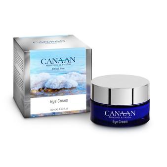 Canaan Minerals & Herbs Silver Line Eye Cream