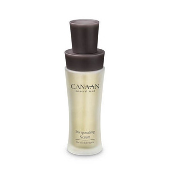 Canaan Mineral Mud By Chic Cosmetics Invigorating Serum For all skin types