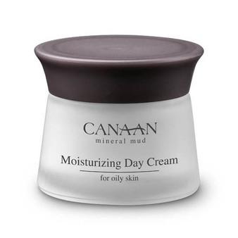 Moisturizing Day Cream For Oily Skin With Dead Sea Minerals