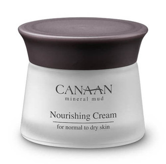 Canaan Mineral Mud Nourishing Cream For normal to dry skin