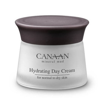 Canaan Mineral Mud Hydrating Day Cream With Dead Sea Minerals