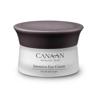 Canaan Mineral Mud Intensitve Eye Cream With Dead Sea Minerals